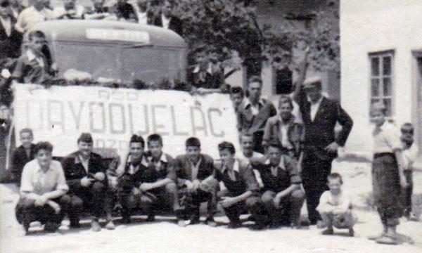 drvodjelac 1949.